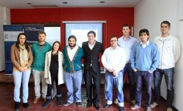 Cinco proyectos de innovación tecnológica fueron becados por la Fundación del Nuevo Banco de Entre Ríos