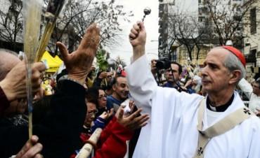 El arzobispo Poli denunció la falta de compromiso para acabar con el narcotráfico y la corrupción