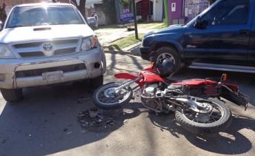 Un fin de semana con accidentes