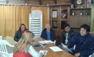 En marcha la construcción de la nueve sede partidaria del peronismo federalense