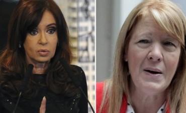 Sin acuerdo, Cristina quiere llevar a Stolbizer a juicio