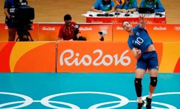 Histórica victoria de la Selección de Voley: venció a Rusia, último campeón olímpico