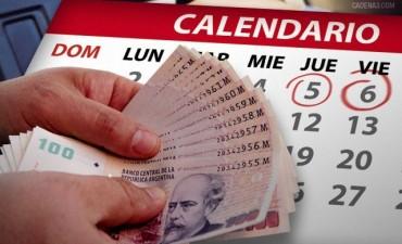 Este miércoles continúa el pago de haberes a estatales entrerrianos