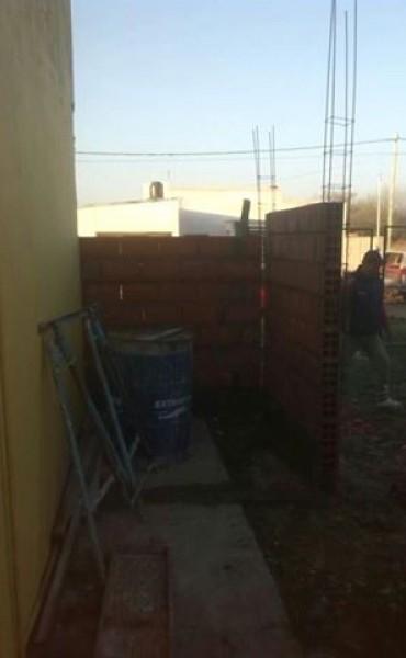 Siguen con obras de infraestructura en el Taller Protegido Santa Rosa