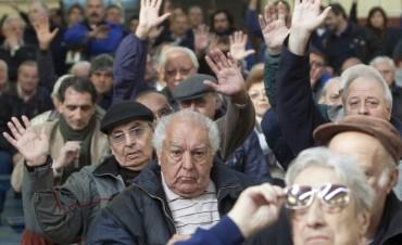 Jubilaciones aumentarán 14,16% en septiembre