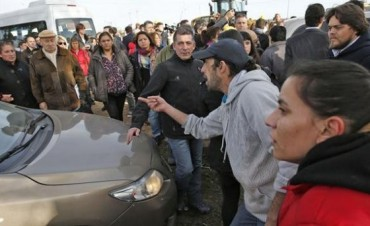 El jefe de la Bonaerense desmintió que Macri haya sido apedreado