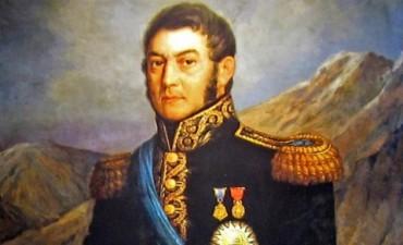 El general José de San Martín