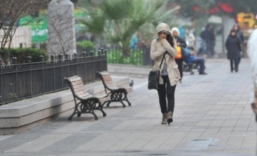 Vuelve el frío: Pronostican mínimas de tres grados para el fin de semana