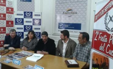 Se presento la II Fiesta Provincial del Cuchillero en Parana