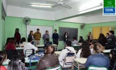 Comenzó el ciclo lectivo 2016 de la Carrera de Cooperativismo y Mutualismo