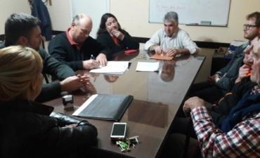 El Municipio renovó el comodato con Cootamfer