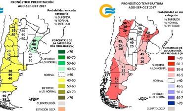 Clima: Cómo viene la última parte del invierno y el principio de la primavera