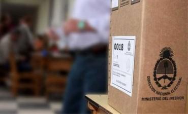 Habrá doble verificación de resultados de las PASO: Se conocerán desde las 21
