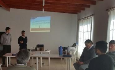 Gestión Integral de Residuos Solidos Urbanos informe final en C. Bernardi