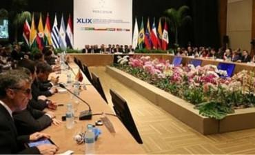 Venezuela suspendida del Mercosur por