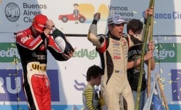 TC: con una estrategia genial, Pato Silva festejó en los 1000 kilómetros de Buenos Aires