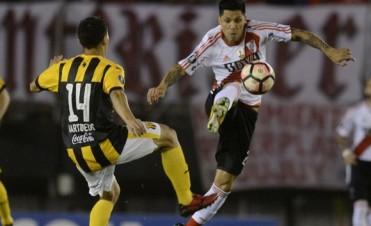 River igualó frente a Guaraní y se clasificó a los cuartos de final de la Libertadores