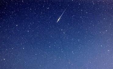 Se aproxima una lluvia de estrellas: Cuándo se podrán ver mejor