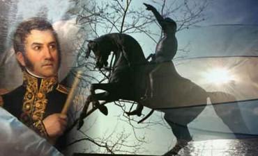 Acto Oficial por el 167 Aniversario del Paso a la Inmortalidad del Gral. San Martín.