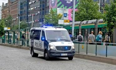 Ataques terroristas en Finlandia y Alemania