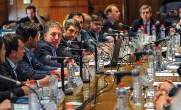 Nación y provincias acordaron proyecto para moderar el gasto público