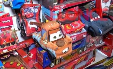 Las ventas de juguetes subieron un 4,5% por el Día del Niño