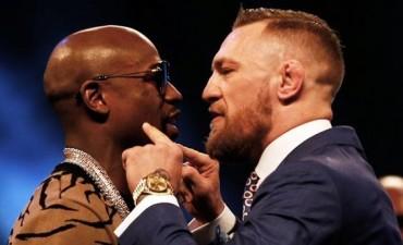 Floyd Mayweather vs. Conor McGregor: horario y TV de la gran pelea del año