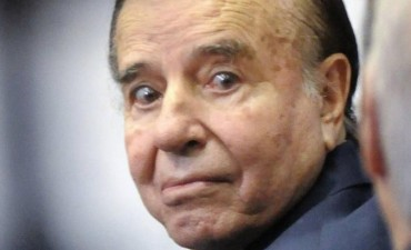 La Corte dejó sin efecto impugnación a Menem y pide a CNE nuevo fallo por su candidatura