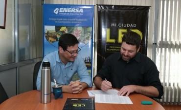 Avanza el acuerdo con Enersa por el Programa