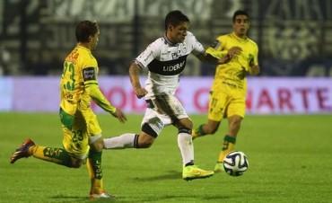 Defensa y Justicia-Gimnasia de La Plata, Superliga: en un partido a puro fútbol, empataron 4 a 4