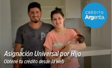 Préstamos Argenta a beneficiarios de la Asignación Universal por Hijos