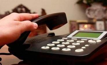Aumenta hasta un 36% el abono de la telefonía fija, entre agosto y octubre