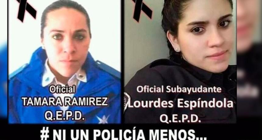 #NiUnPolicíaMenos: Convocan a marchas para respaldar a los policías