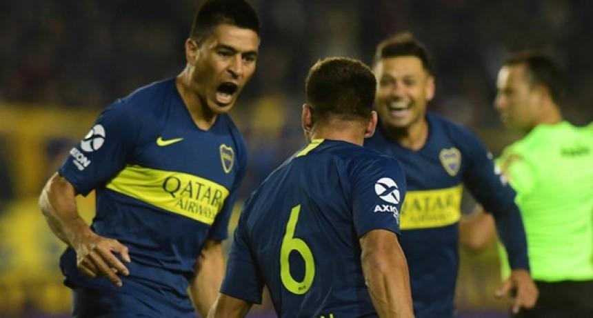 El entrerriano Goltz marcó en la goleada de Boca ante Alvarado por la Copa Argentina