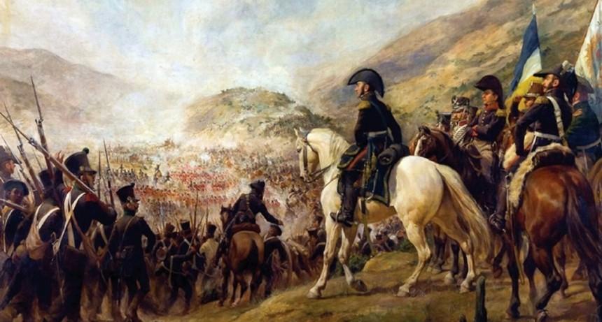 Diez frases célebres de José de San Martín en su aniversario