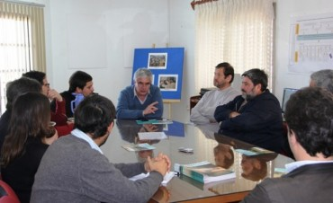 Agricultura Familiar firmó un convenio de trabajo con el Municipio de Oro Verde