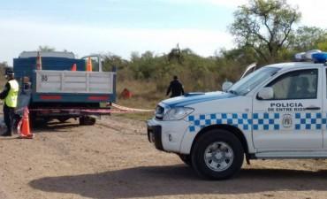 Detuvieron otro camión cargado con Drogas en Feliciano
