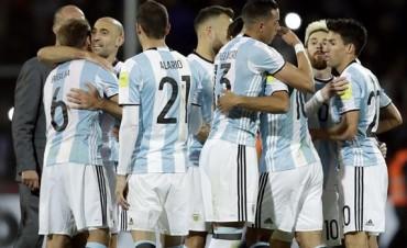 Las posiciones de las Eliminatorias: cómo está la Argentina rumbo a Rusia 2018
