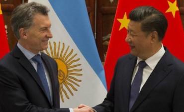 El acueducto entrerriano en la agenda de Macri en China