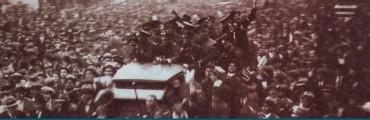 El primer golpe de Estado del siglo XX en la Argentina.