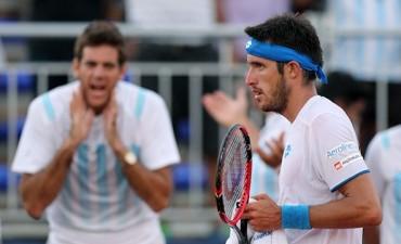 Con Del Potro y la vuelta de Mayer, Argentina tiene equipo para las semifinales de la Davis
