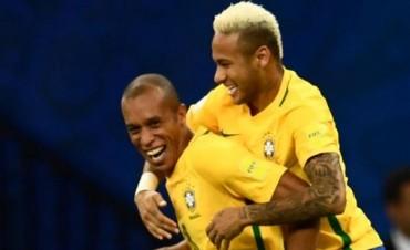 Brasil ratificó su levantada con un nuevo triunfo