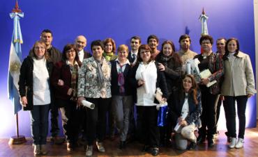 Docentes entrerrianos recibieron la distinción provincial Manuel Antequeda. Por Federal fue reconocida Rosana del Carmen Fernandez