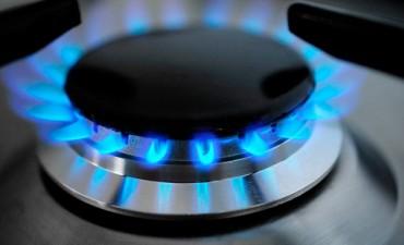 Quienes consuman menos gas recibirán una bonificación de hasta 50%