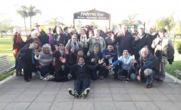Adultos mayores participaron de la etapa provincial de los Juegos