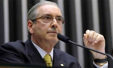 Destituyeron al diputado que impulsó juicio contra Rousseff