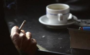 El primer cigarrillo de la mañana, el más dañino