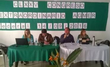Agmer aprobó un paro de 48 horas y reclama la renuncia de Panozzo
