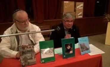 3 Feria del Libro en Federal y Arturo Luna presentó sus dos nuevos  libros