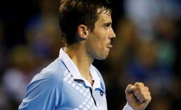 Guido Pella dejó a Argentina a un paso de la Final de la Copa Davis